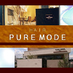 HAIR PURE MODE(ヘアーピュアモード)